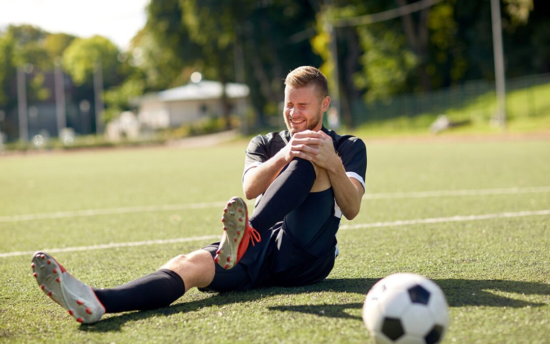 5 ways in which Physiotherapy Can Help with Recovery after a Sports Injury